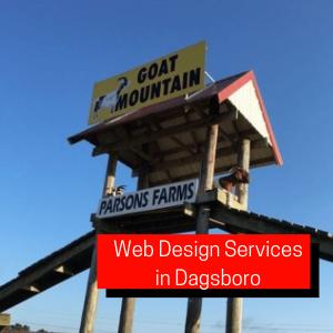 Dagsboro, DE website service, web design, web developer