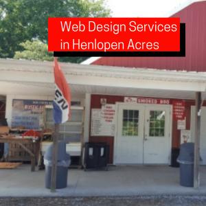Web design agency in Henlopen Acres, DE