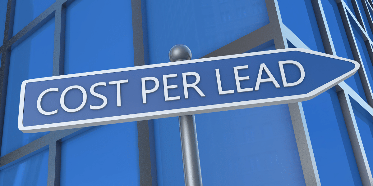 What is a good cost per lead for contractors
