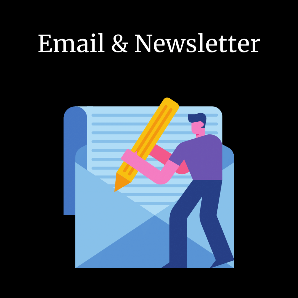 Email and Newsletter marketing for remodeling and home improvement contractors