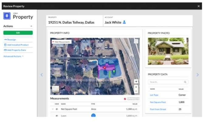 Service Autopilot App for landscape contractors
