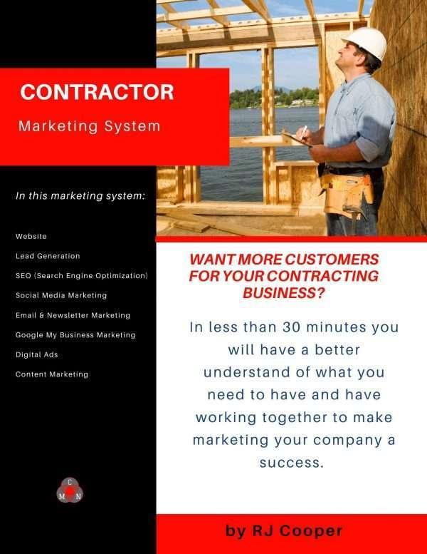 Contractor Marketing Workbook