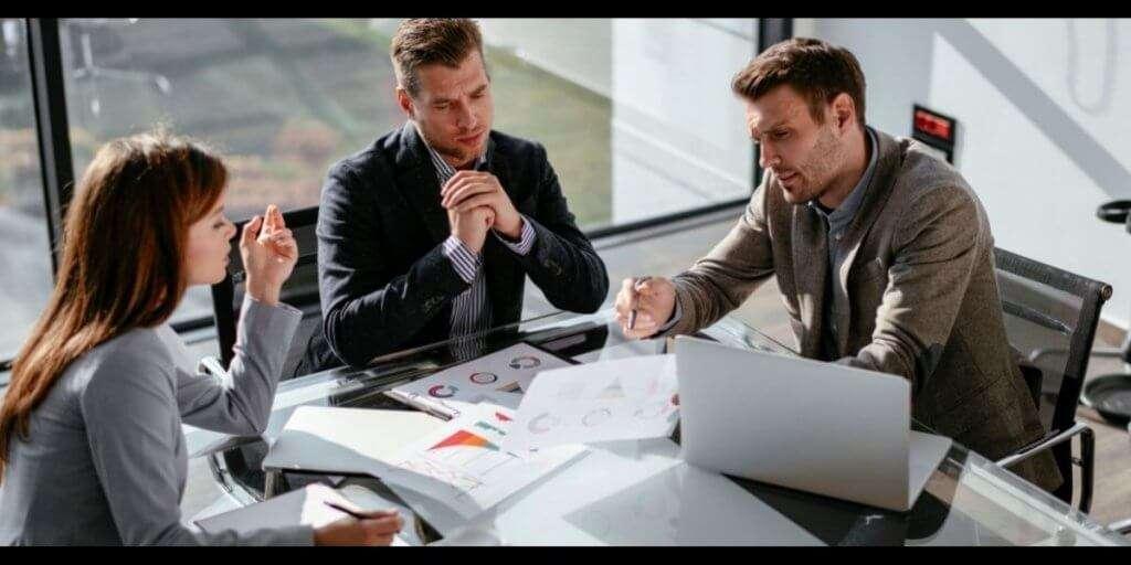 business mission statement, company goals, organiztional purpose