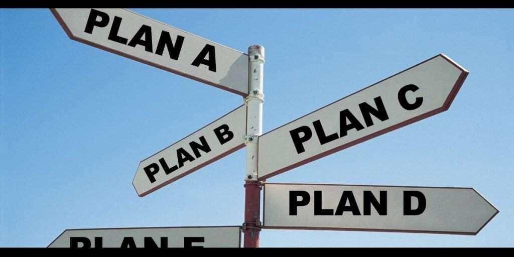 blueprint, master plan, game plan, plan of action, procedure,
